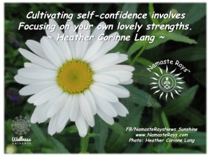 Focus on Your Strengths for Self-Confidence