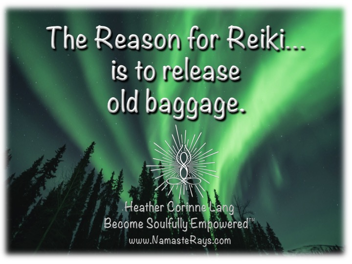 The Reason for Reiki