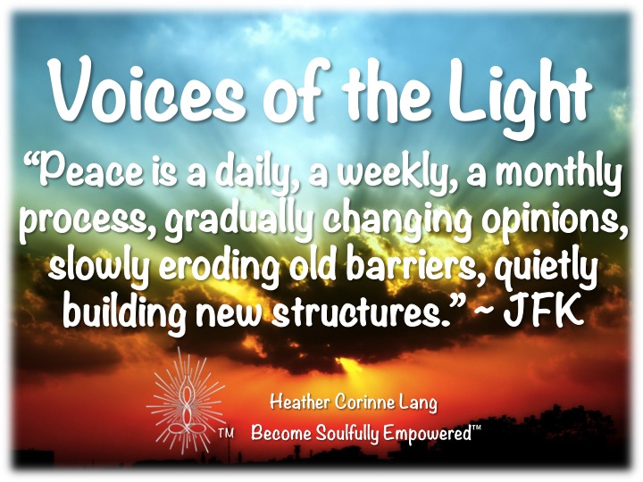 Voices of the Light, June 27, 2020