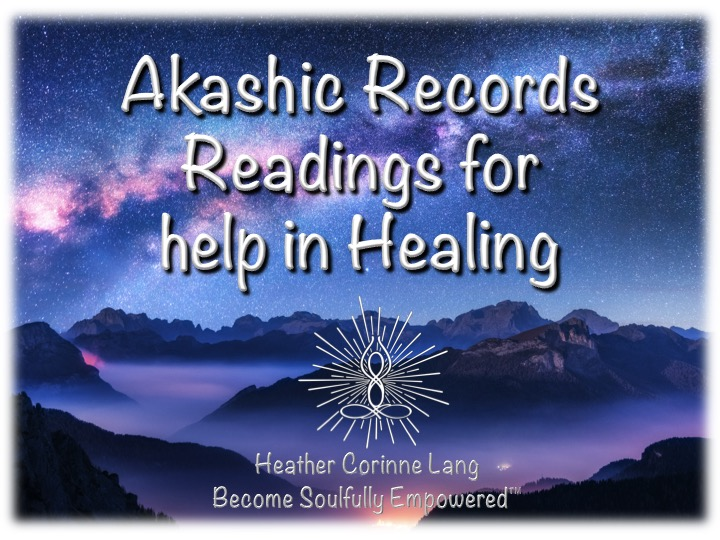 Akashic Records Readings for Help In Healing