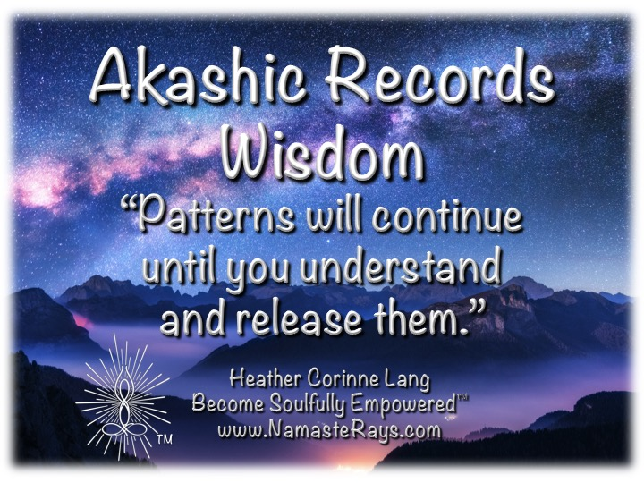 Akashic Records Wisdom