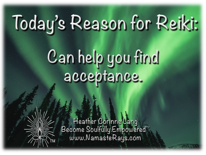 Today's Reason for Reiki