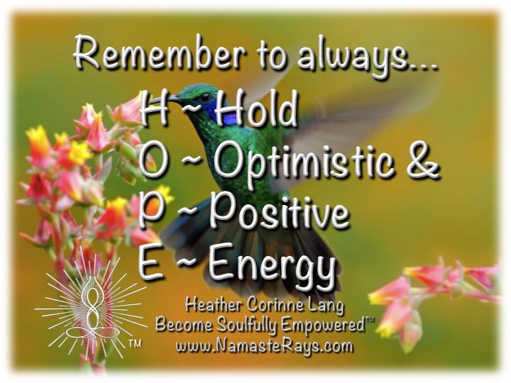 Hold Hope