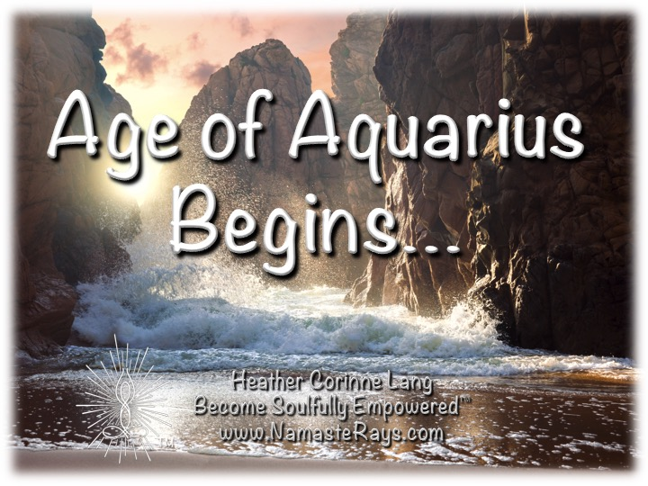 Age of Aquarius…Begins