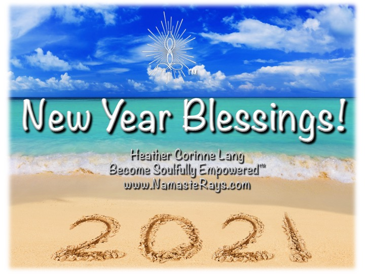 New Year Blessings!